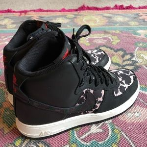Nike Air Force I Liberty Floral Vachetta High Tops